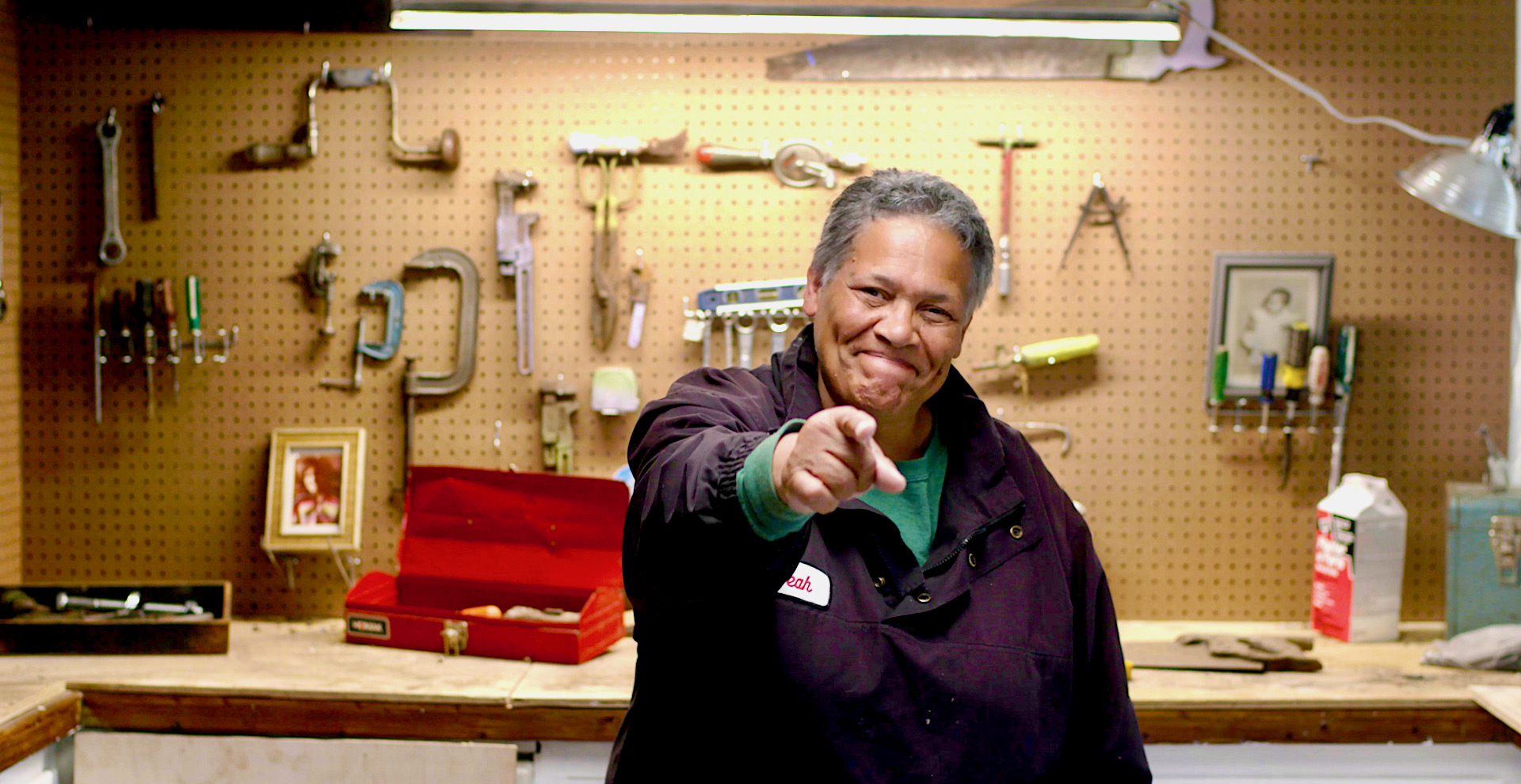 See Jane Drill: Opening doors and changing lives