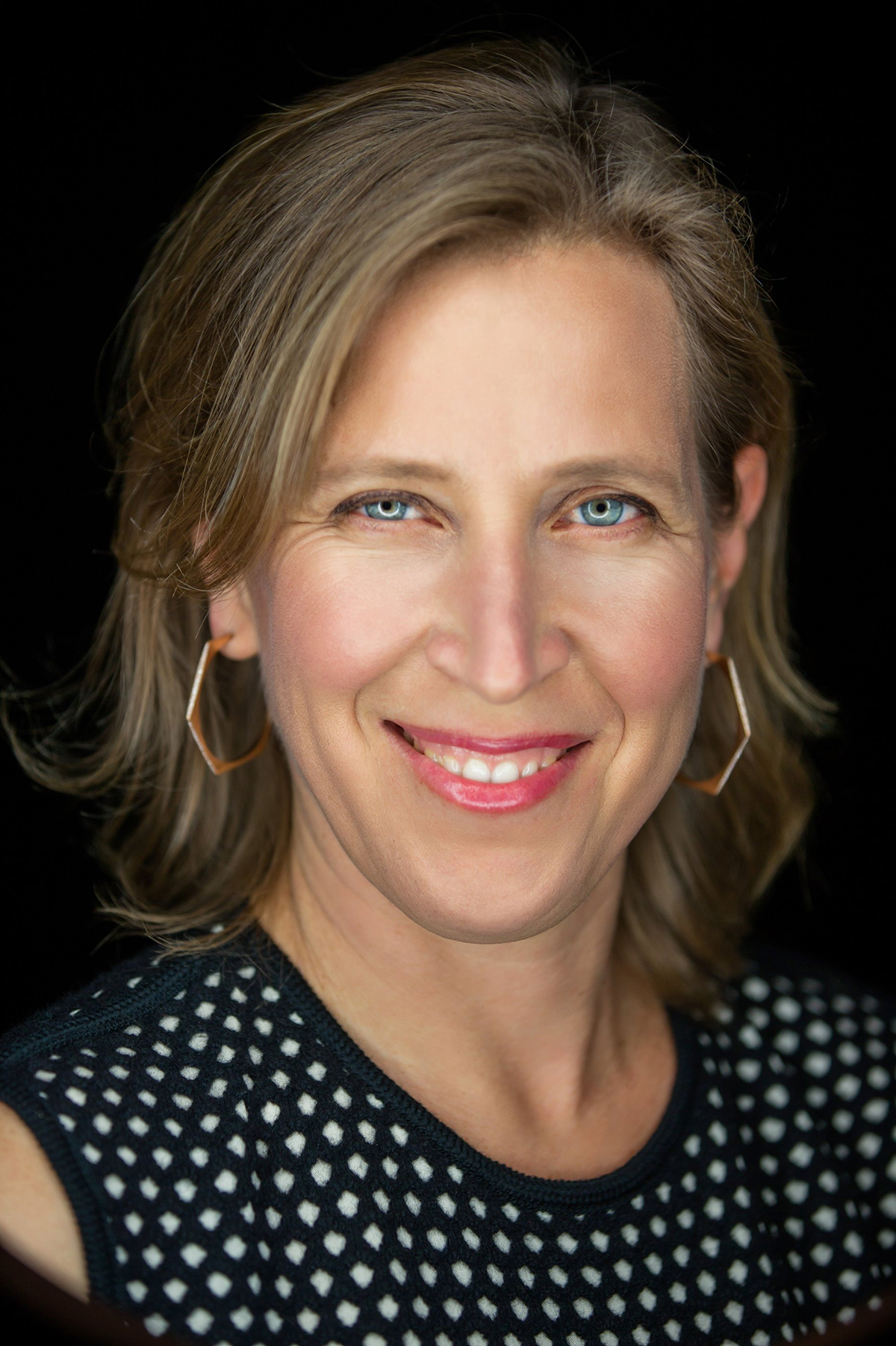 Susan Wojcicki and Molly Burke: A conversation about free expression