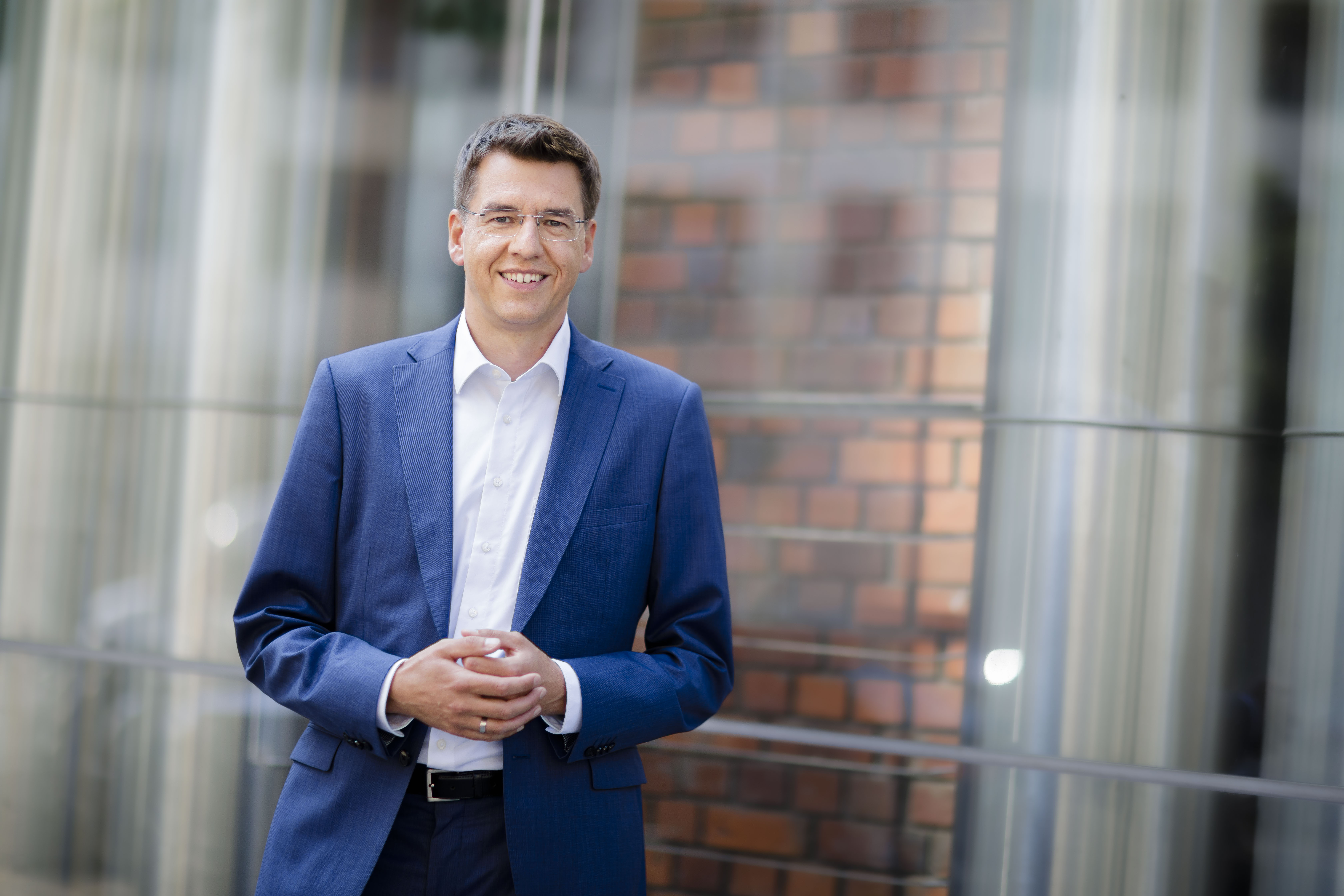 Martin Drechsler ist Geschäftsführer des FSM e.V.
