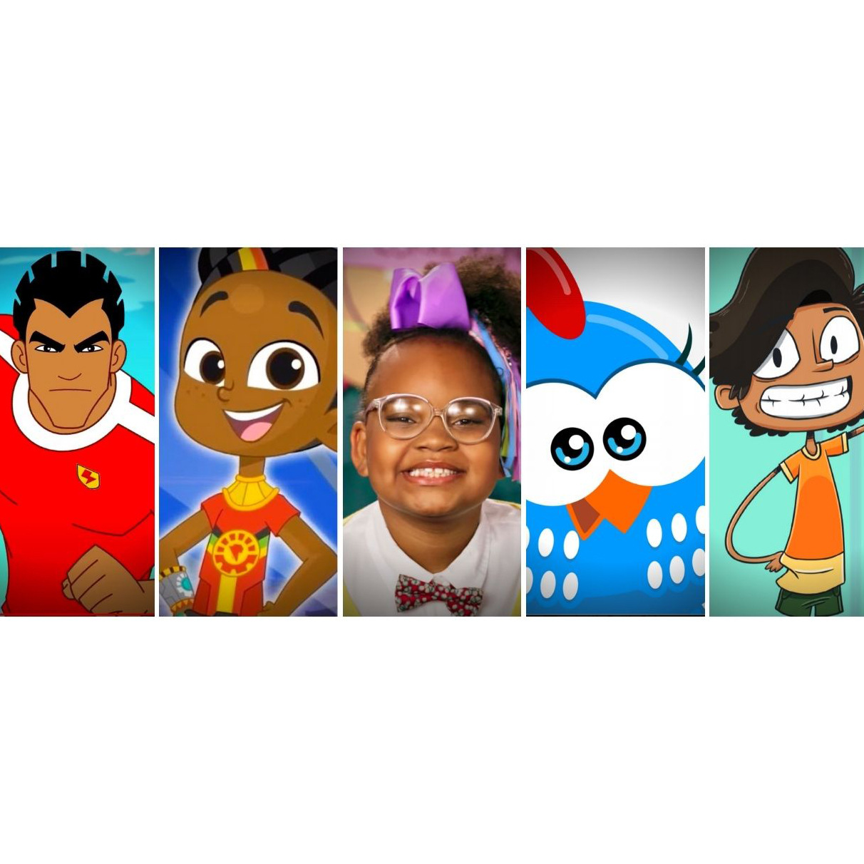 YouTube Originals announces global slate of programming as part of YouTube Kids and Families' $100 million commitment to new content