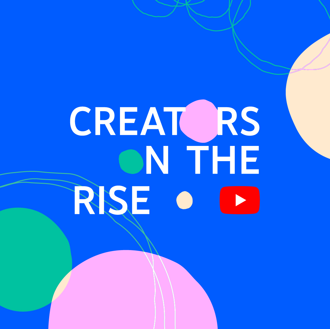 Meet September's Featured Creators on the Rise