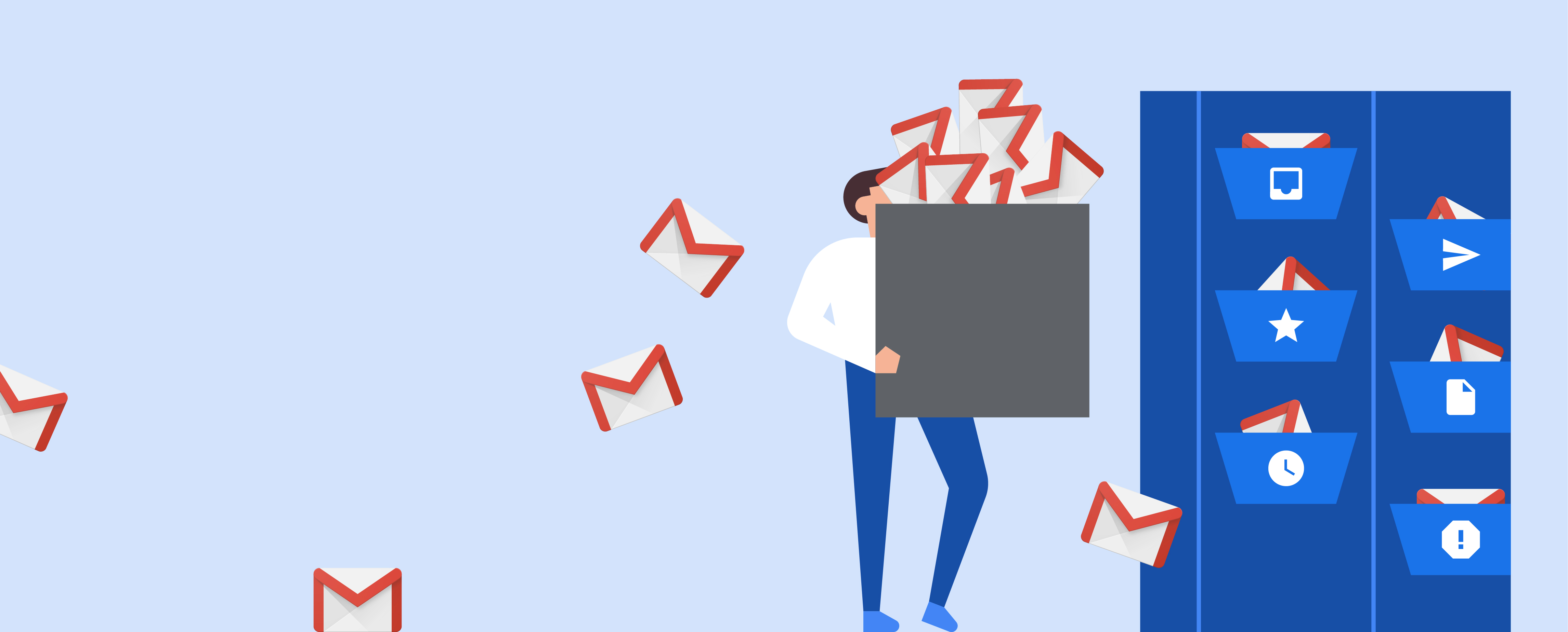 The Five Minute Master - Email Overload