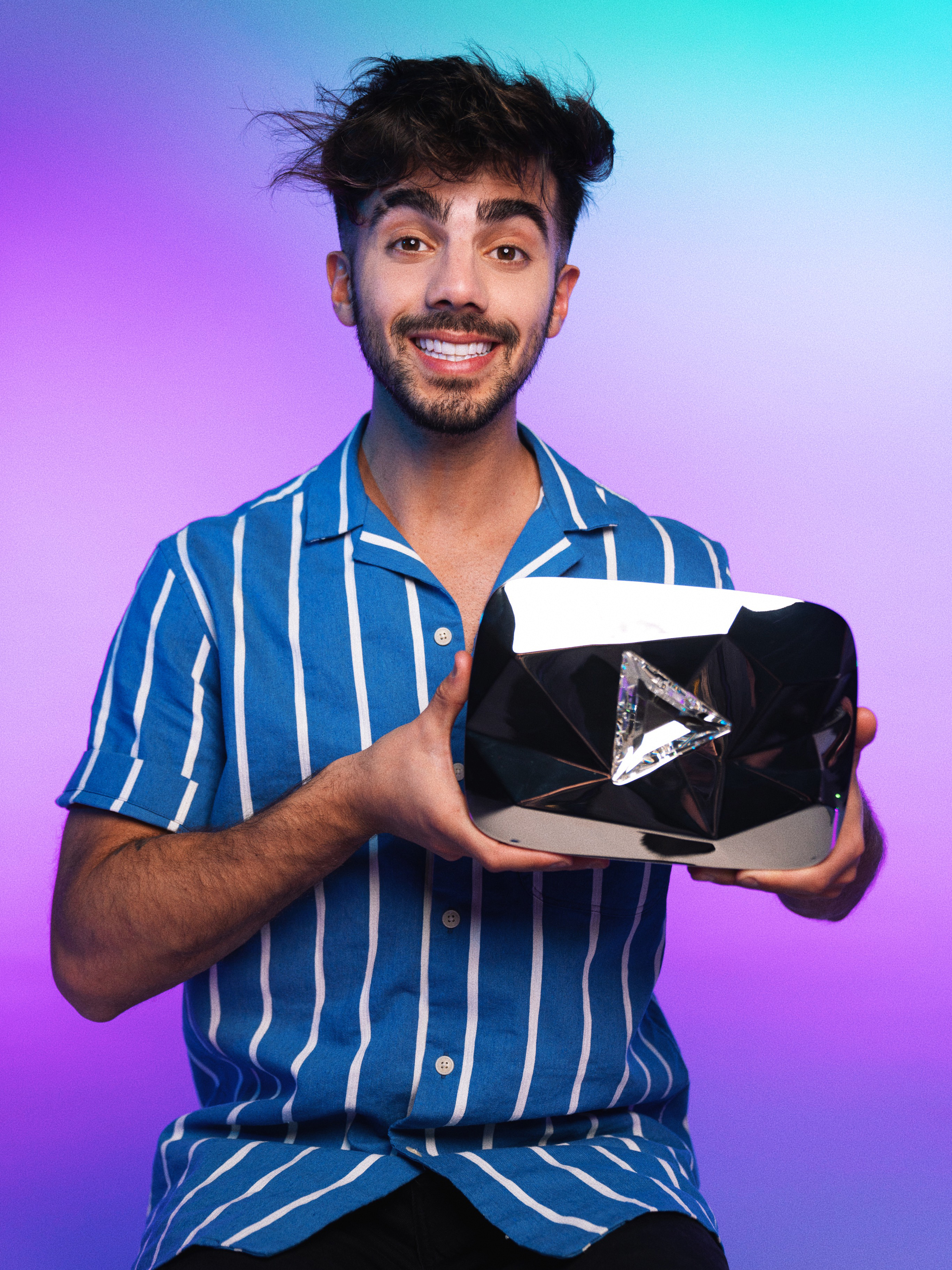How Federico Vigevani hit 10M subs in six years
