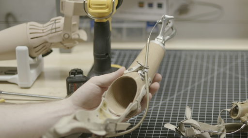Easton LaChappelle: Making prosthetics affordable and accessible