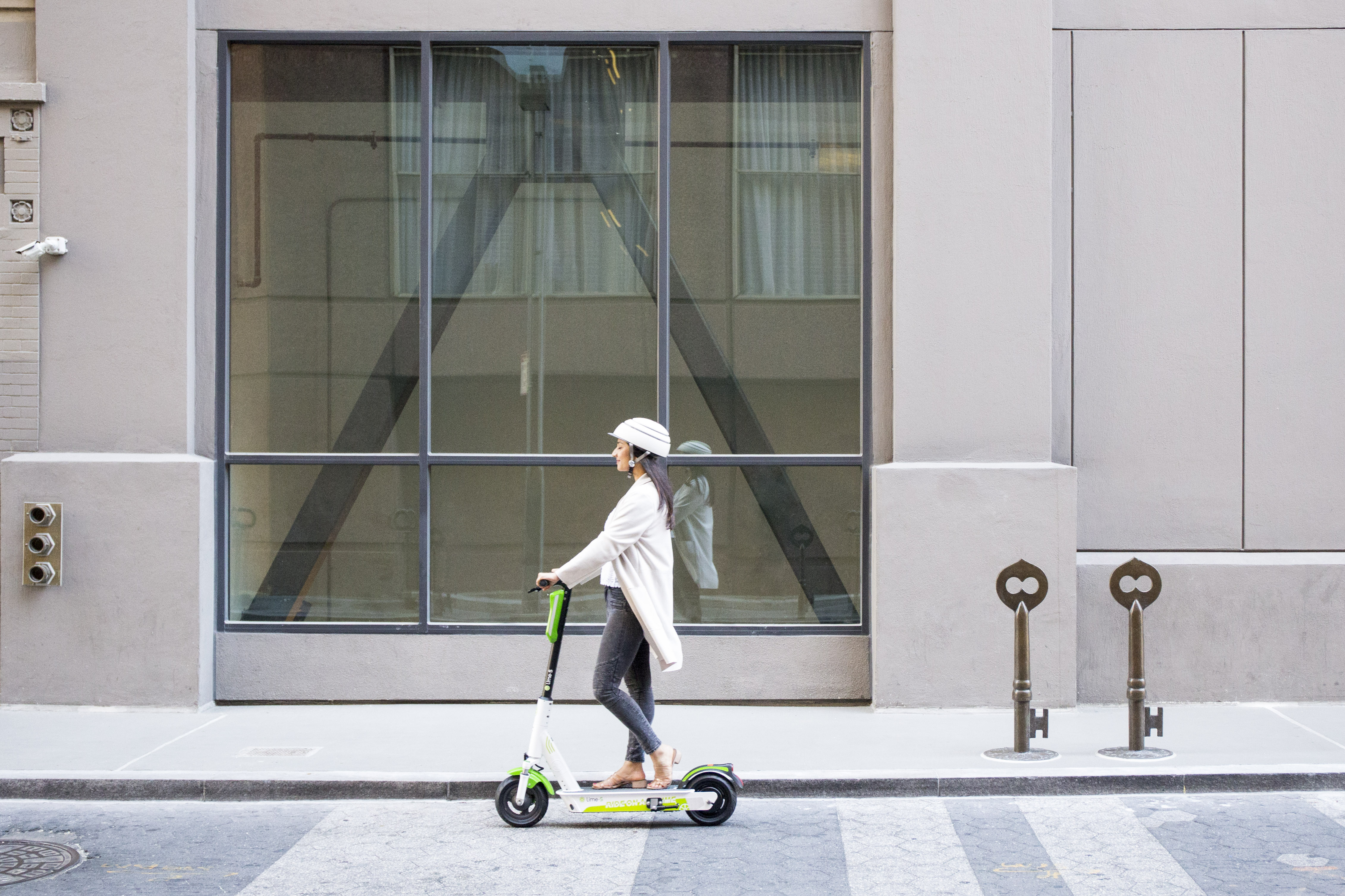Now in more cities: Lime bikes and scooters on Google Maps