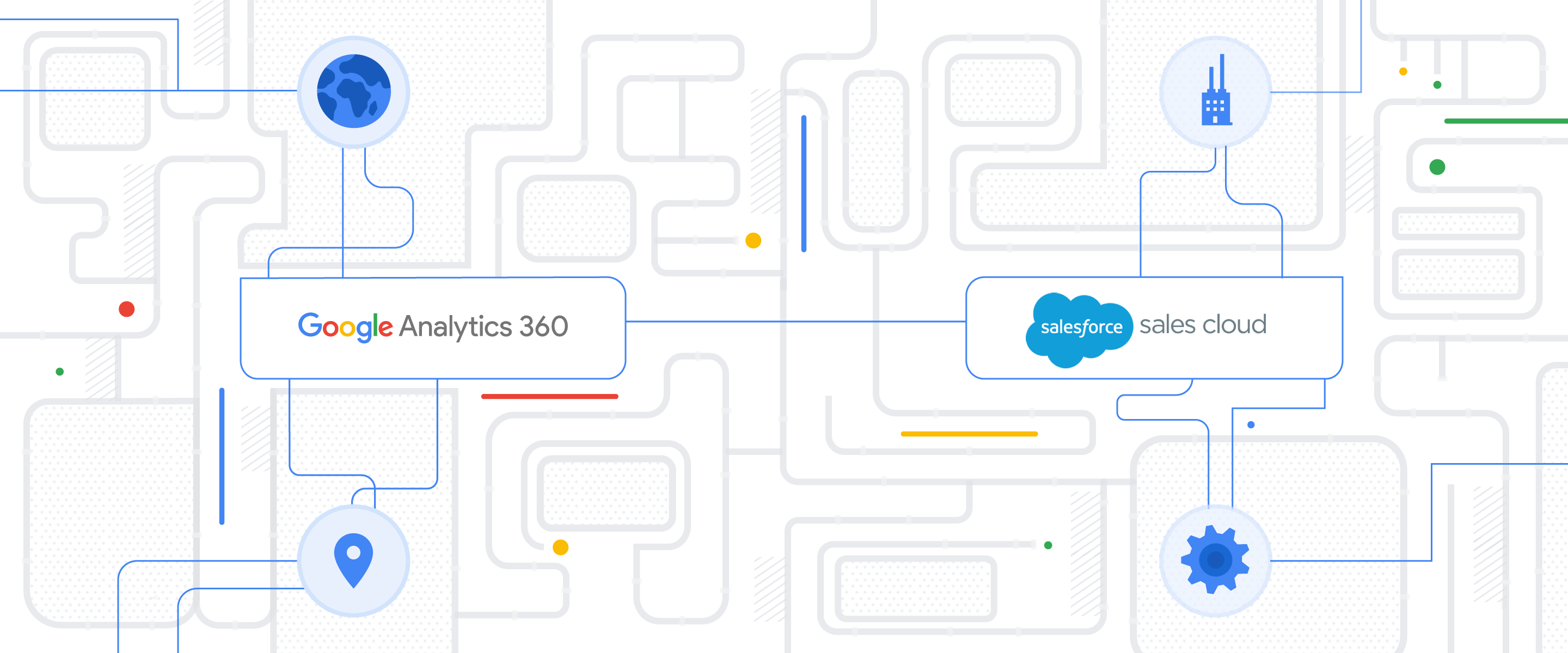 A deeper connection between Google Analytics 360 and Salesforce Sales Cloud