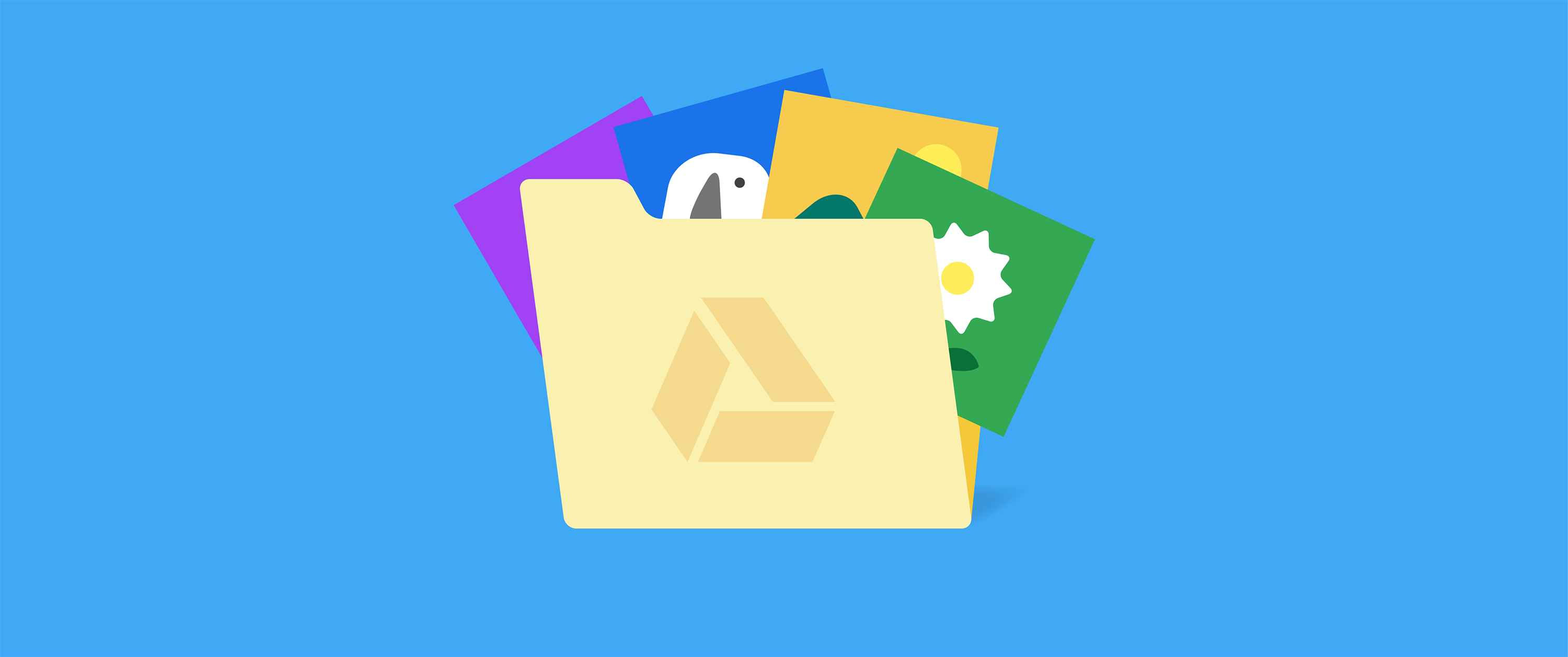Changing how Google Drive and Google Photos work together
