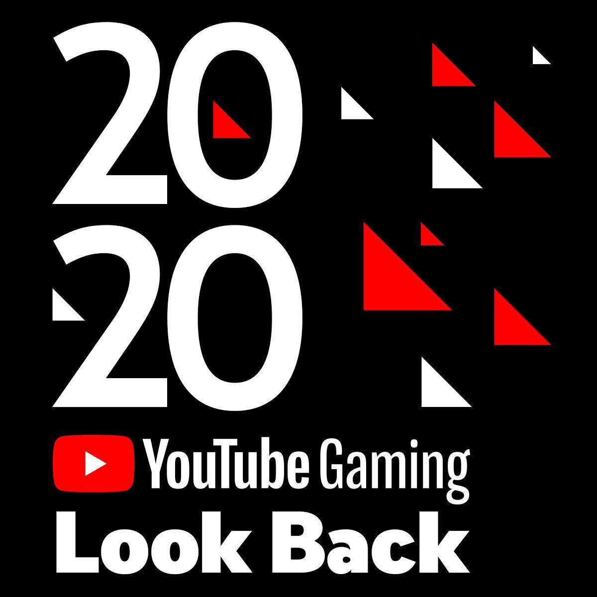 Un recuento del 2020 en YouTube Gaming