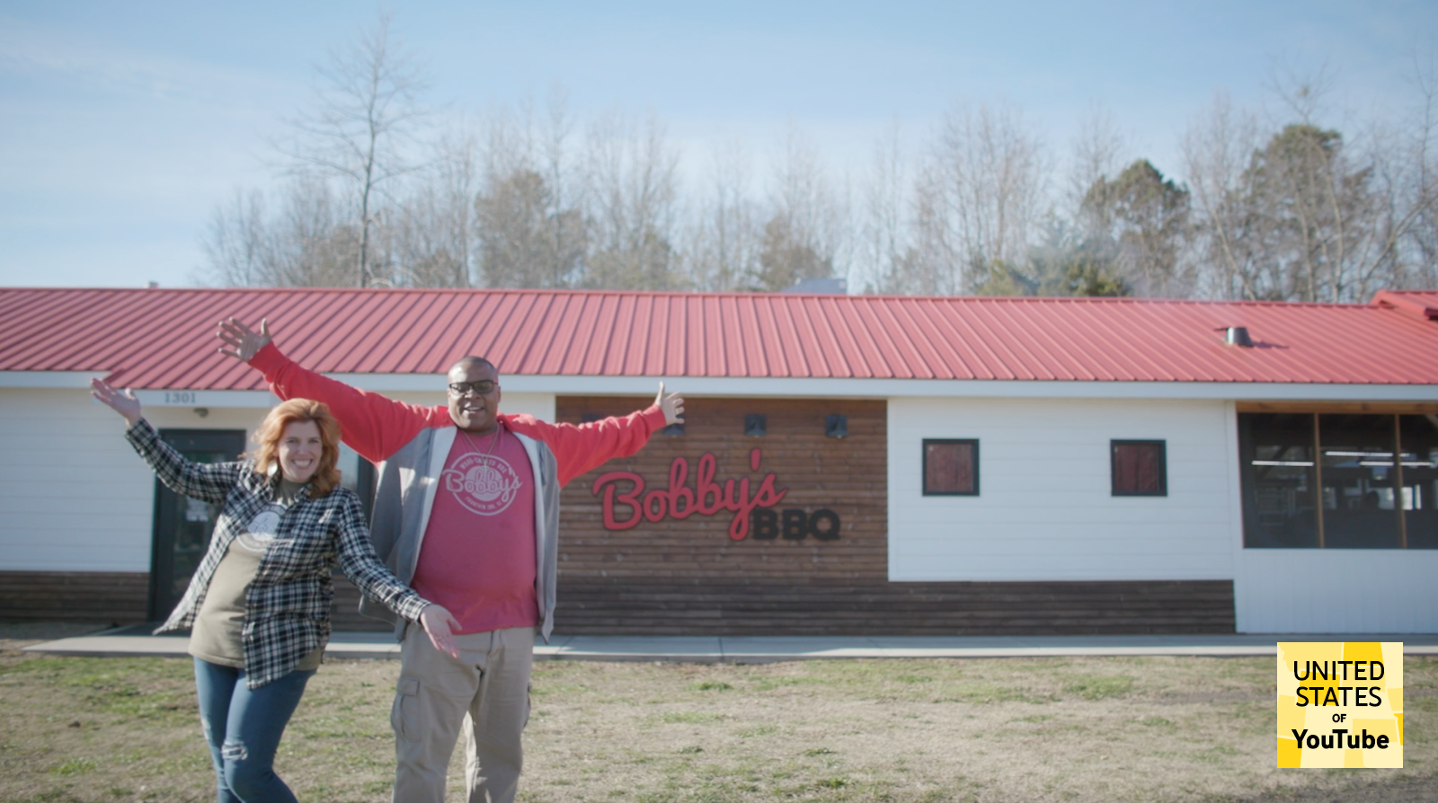 Bobby's BBQ: Serving the community, one meal at a time