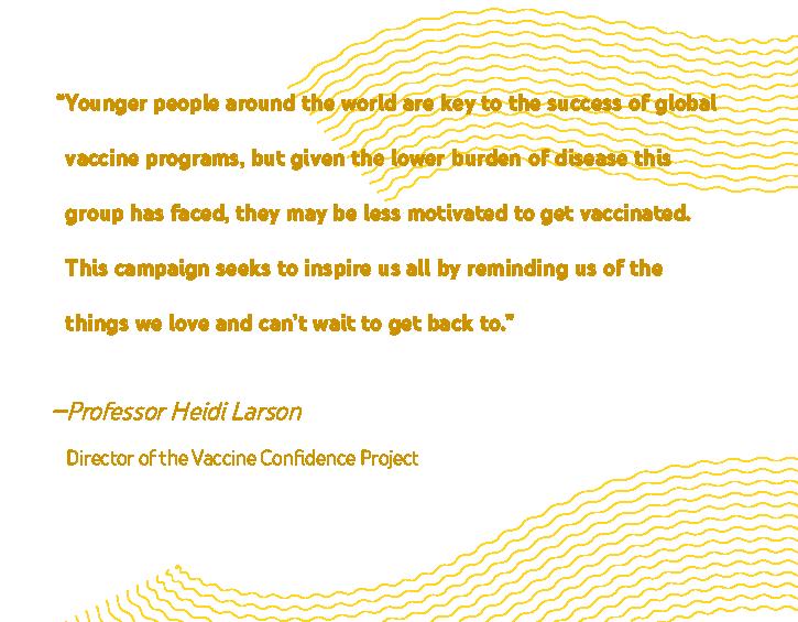 quote by heidi larson