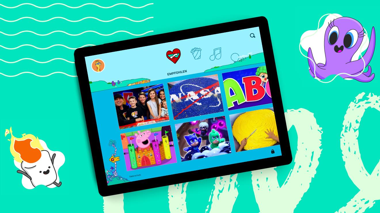 YouTube Kids begeistert inzwischen über 35 Millionen wöchentliche Zuschauer und wird Eltern demnächst ein neues Tool bieten, mit dem sie individuelle Einstellungen für ihre Kinder vornehmen können.