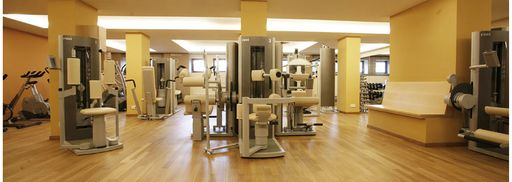 Physiotherapie & Medical Fitness KIN' Reemtsma Park