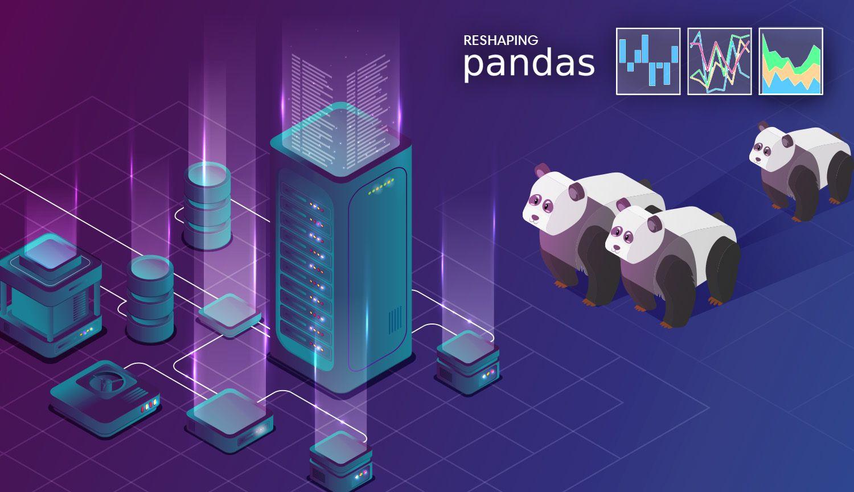 Reshaping Pandas DataFrames | Hackers and Slackers | Data