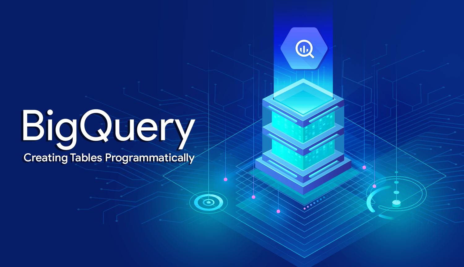 Google BigQuery's Python SDK: Creating Tables | Hackers and