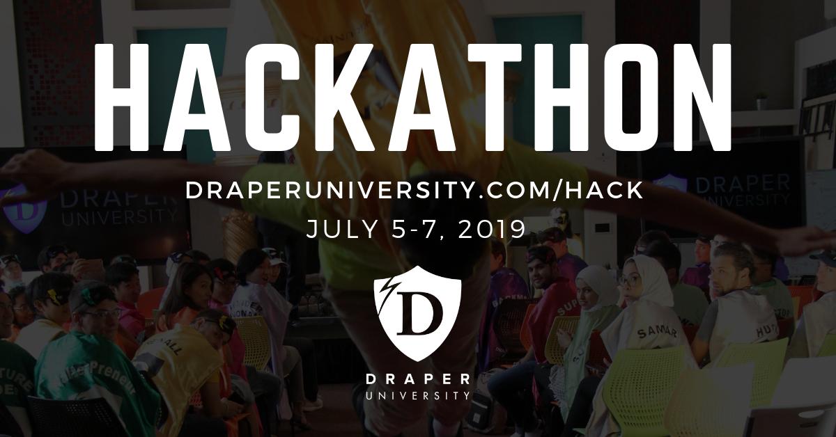 Hackathon | Draper University