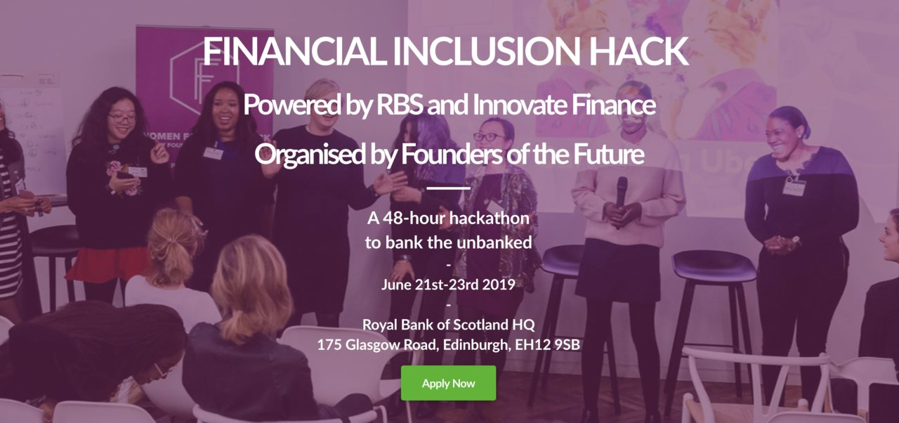 Financial Inclusion Hack - Banking the Unbanked