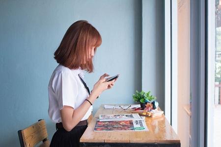 ネット予約と電話予約 みんなはどっち派?美容室への連絡方法!