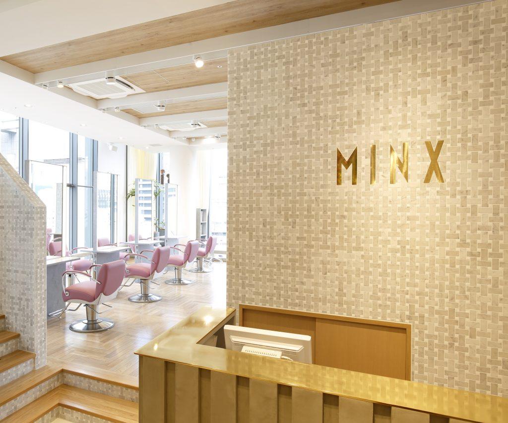 MINXが銀座二丁目に新店舗をGRAND OPEN!!女性を魅了し続けるMINXをヘアログがご紹介♪♪