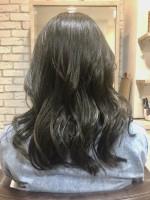 Hair Lounge Ayung 【ヘアラウンジ アユン】 ダークグレーカラー