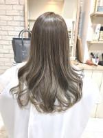 Hair Lounge Ayung 【ヘアラウンジ アユン】 グレージュカラー