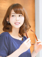 MINX 青山店 【MINX石塚マサト】30、40代大人女子のひし形ミディアム