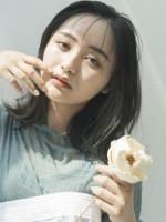 MINX 青山店 インナーカラーミディ