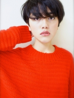 gokan omotesando 暗髪ショートヘアー