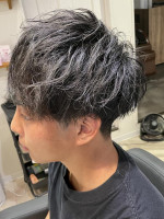 feAry hair design 【フィーリーヘアデザイン】太田市 束感マッシュ/シルエット調整カット