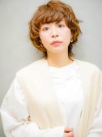 Hair Make Ti-po 【 ティーポ 】 ガーリーマッシュウルフ