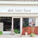 dot.hair face