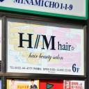 H//M  hair 吉祥寺店【エイチエムヘアー】