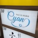 Hair & Make Cyan 【 シアン 】