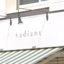 甲子園口駅にあるradiant 甲子園口店