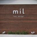 mil hair design【ミルヘアデザイン】