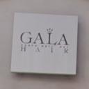 甲府駅にあるGALA HAIR
