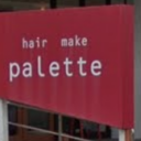 Hair Make Palette