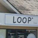 飯塚駅にあるLOOP° hair【ループヘアー】