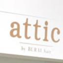 attic by BURAI hair【アティック バイ ブライヘアー】