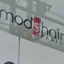 近鉄奈良駅にあるmod's hair  奈良店