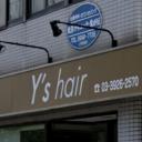 Y's hair