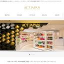 天神駅にあるACT JAPAN福岡三越店