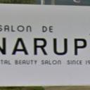 平田駅にあるSalon de NARUP