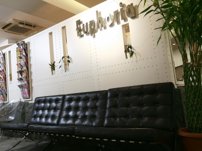 Euphoria 池袋東口駅前店 - 居心地よい空間♪
