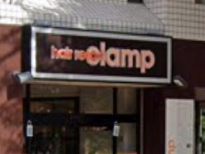 hair resort clamp 相模原店