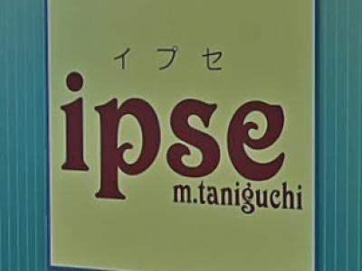 M.TANIGUCHI ipse