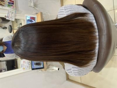 リベーヌプラス - 髪質改善縮毛矯正おすすめですよ!•••縮毛矯正と白髪染めが得意な美容室リベーヌプラス