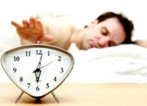 bahaya tidur pagi hari