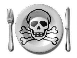 keracunan makanan