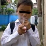 anak merokok
