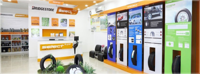 Find Tyre Dealer  in Bhayendra